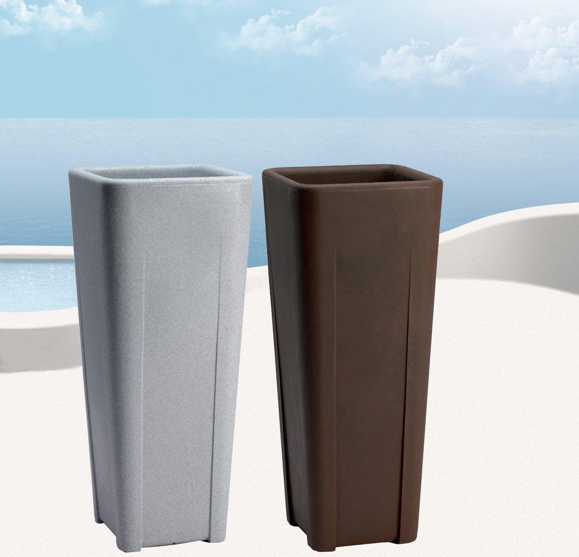 Vasi piante esterno idee per il design della casa - Vasi in ceramica da esterno ...