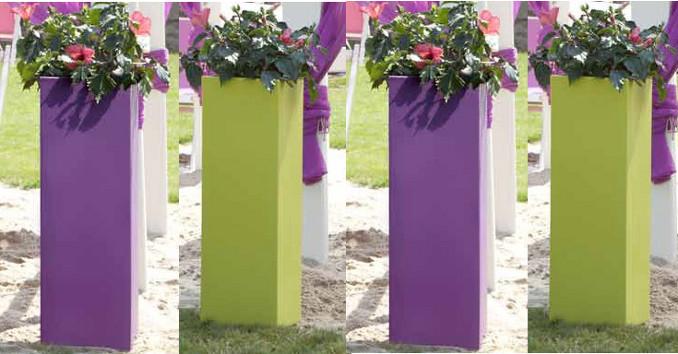 Vasiere da esterno vasi giardino plastica per piante il for Fiori invernali da vaso esterni